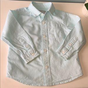 Children's Place button down shirt